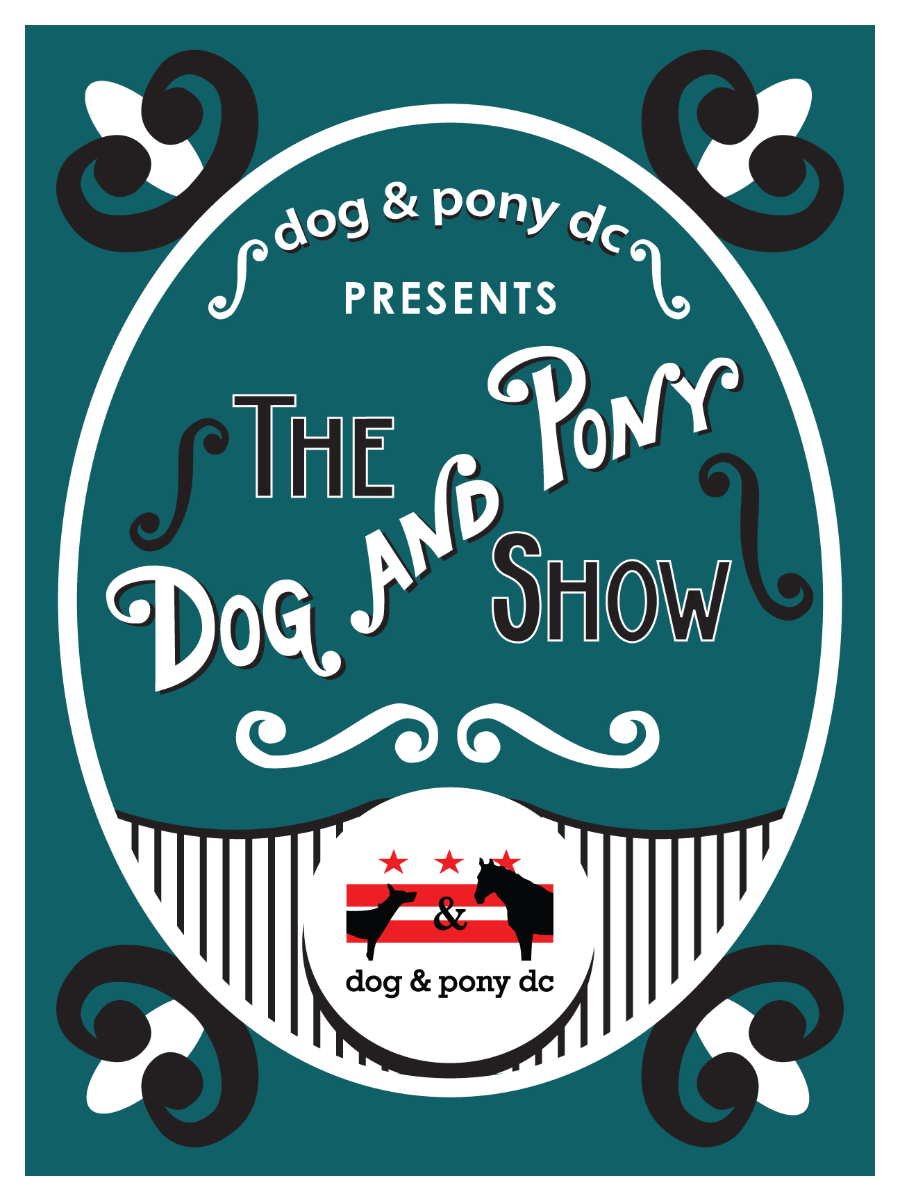 THE DOG AND PONY SHOW