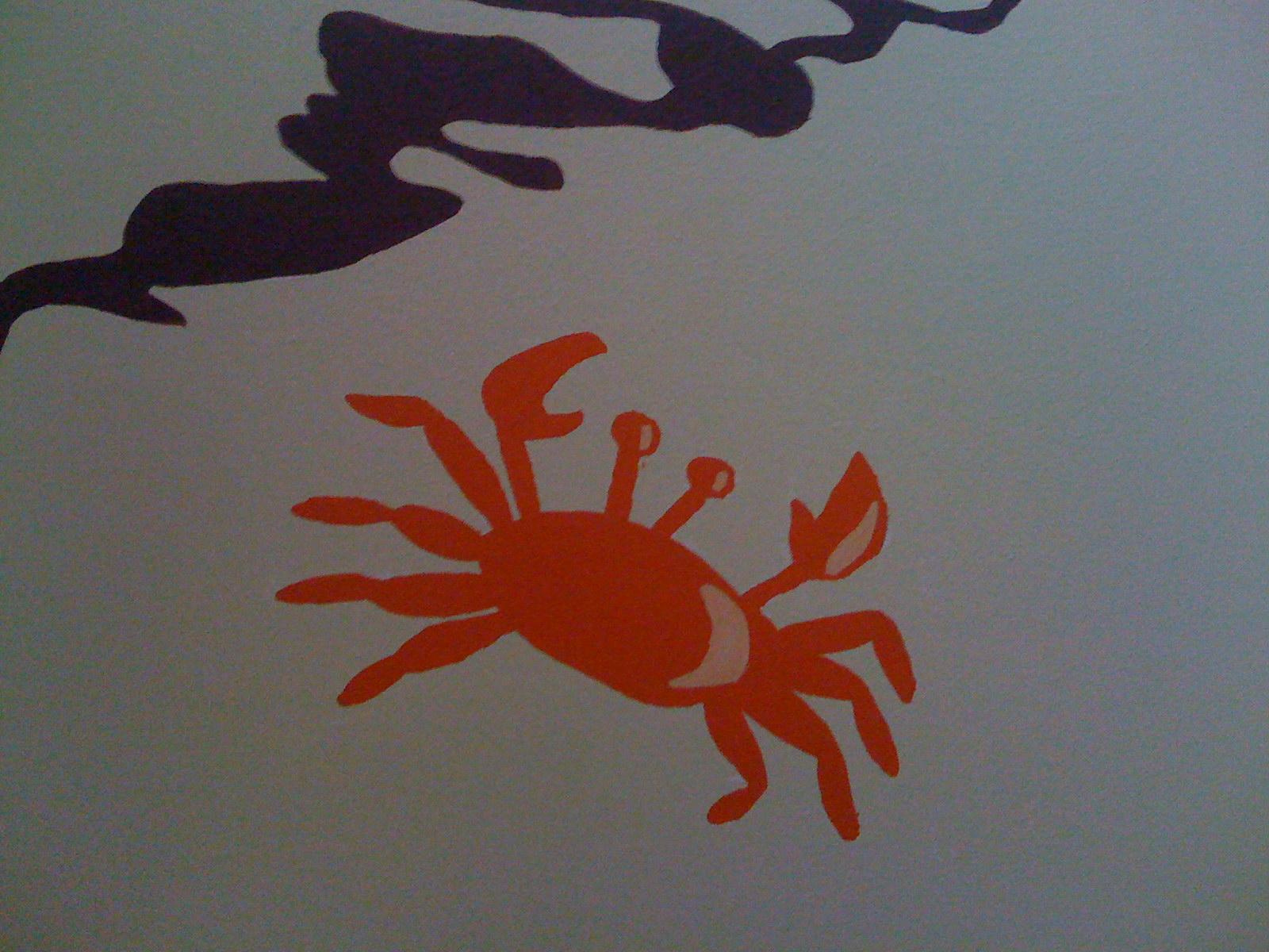Detail of Crab