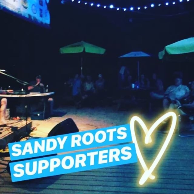 Fun Times at Sandy Roots Songwriter Series✨✨✨