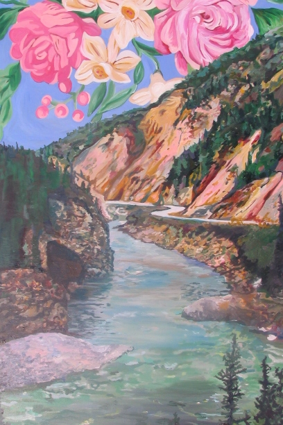 Floral Canyon