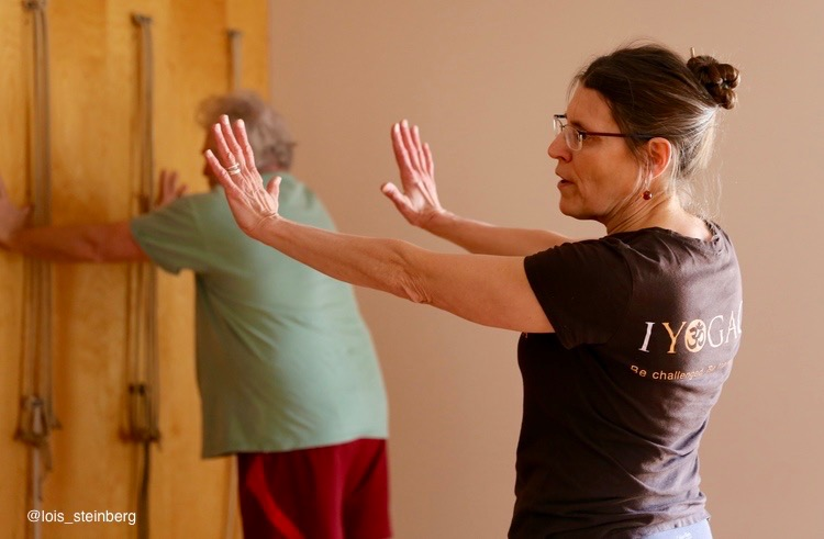 50+ Class - 50+ IgniteEmphasis on supported poses that increase mobility and strength of the neck, shoulders, spine, legs, and opening the chest for optimal breathing. Enroll any time. Class Schedule50+ IntermediatePrerequisite: 50+ Ignite. Class Schedule