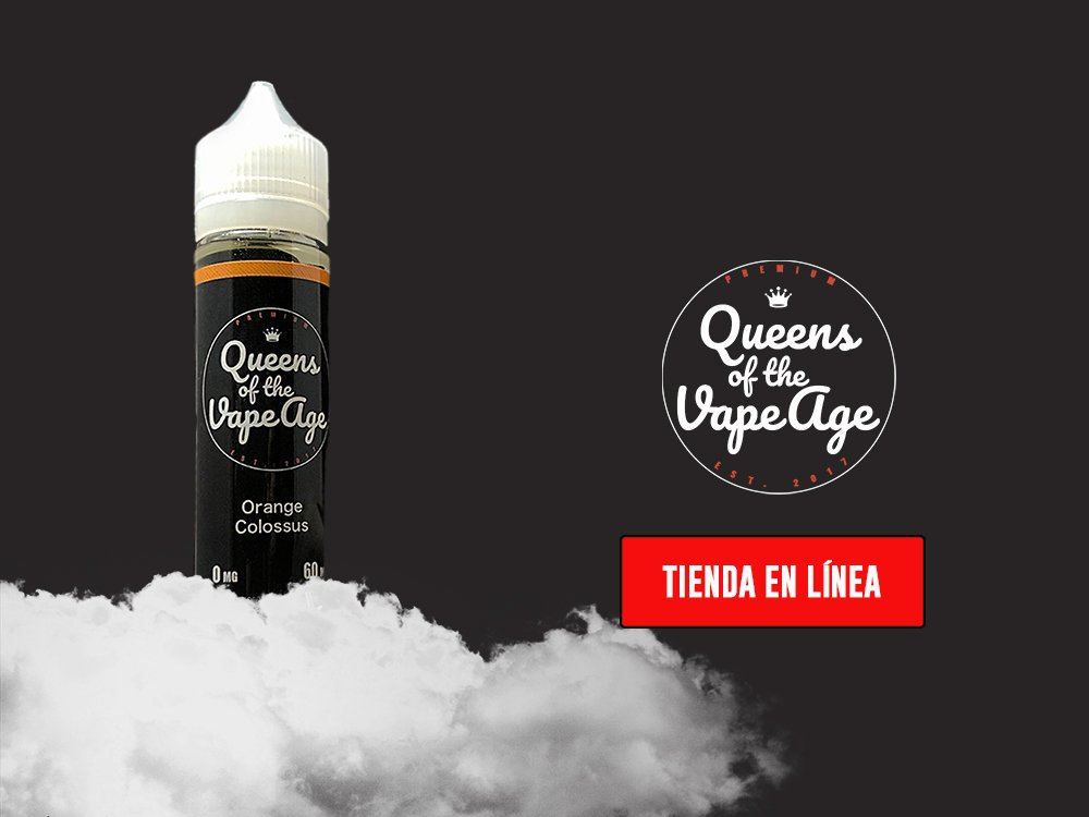 Queens Of The Vape Age E-líquido Ecuador
