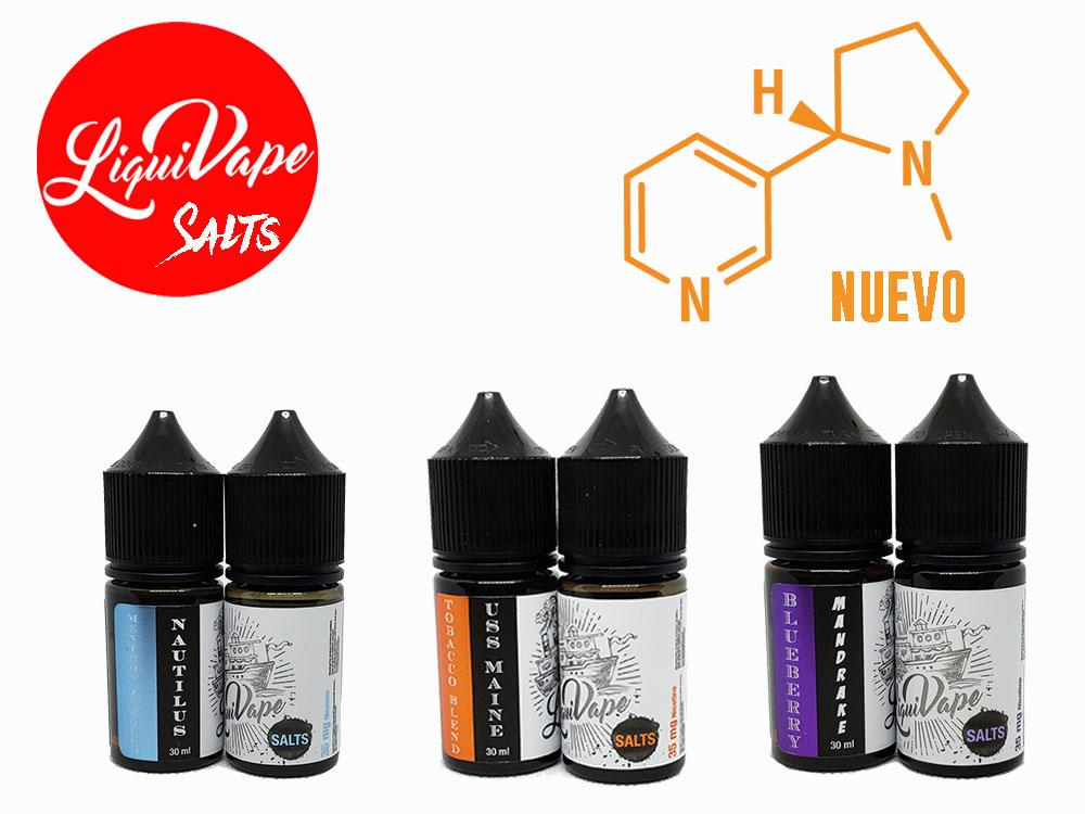 LiquiVape Salts