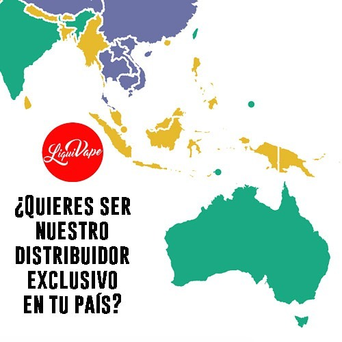 Want to be our exclusive distributor in your country? The time is now www.liquivapejuice.com/mayoristas