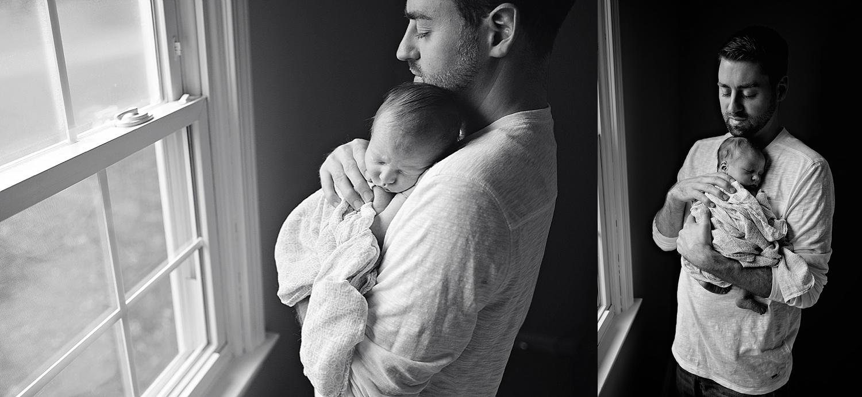 akron-ohio-newborn-family-photographer-baby-lauren-grayson-dad-father-infant