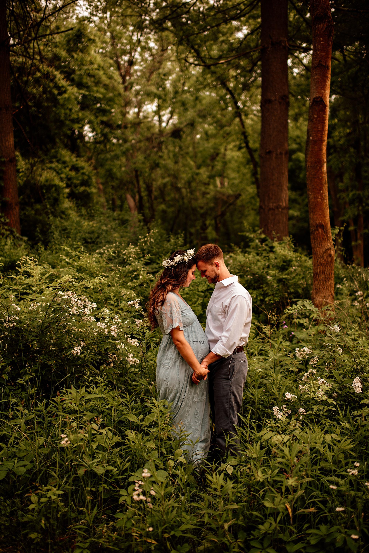 photographer canton ohio, maternity session, lauren grayson photography