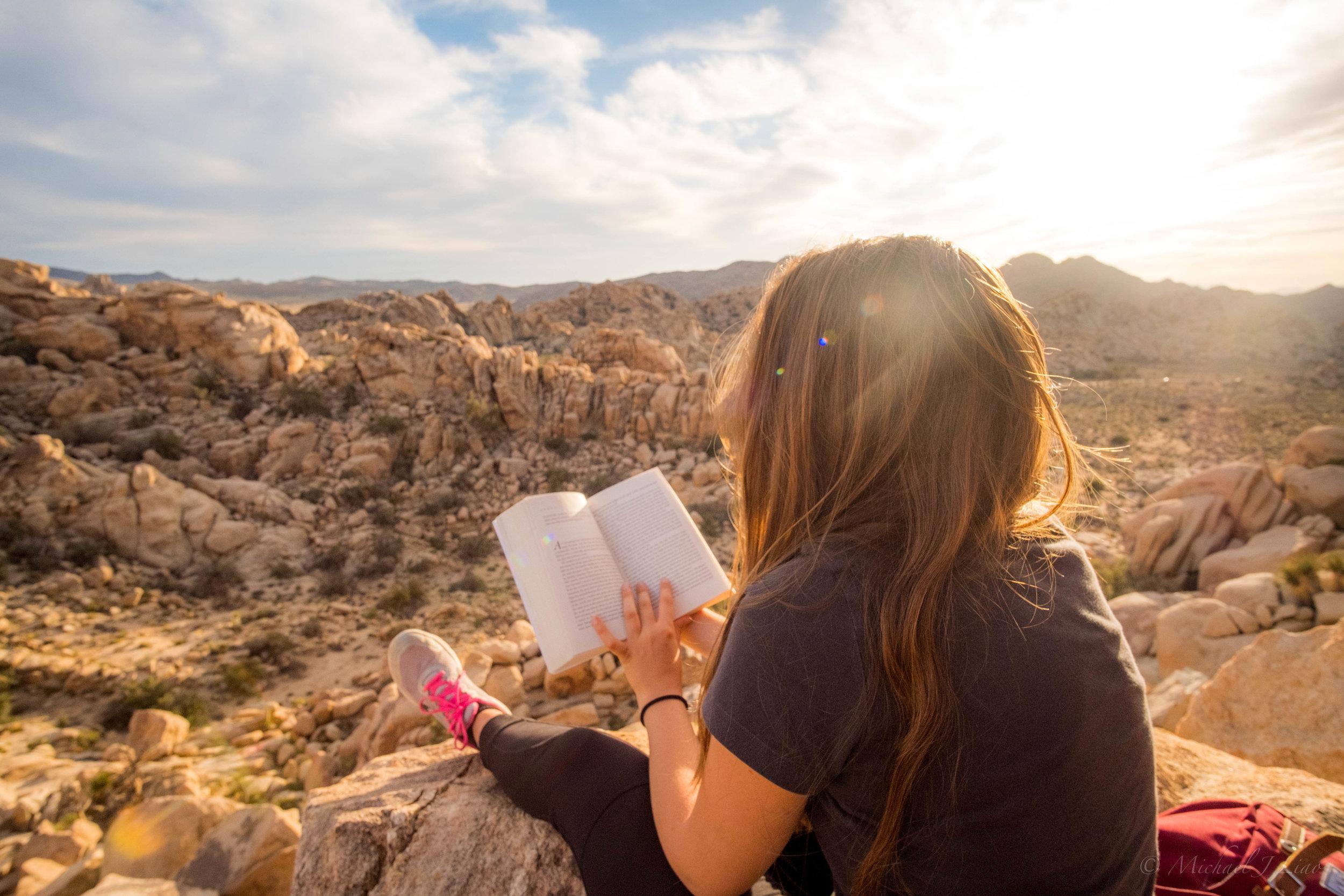 reading travel