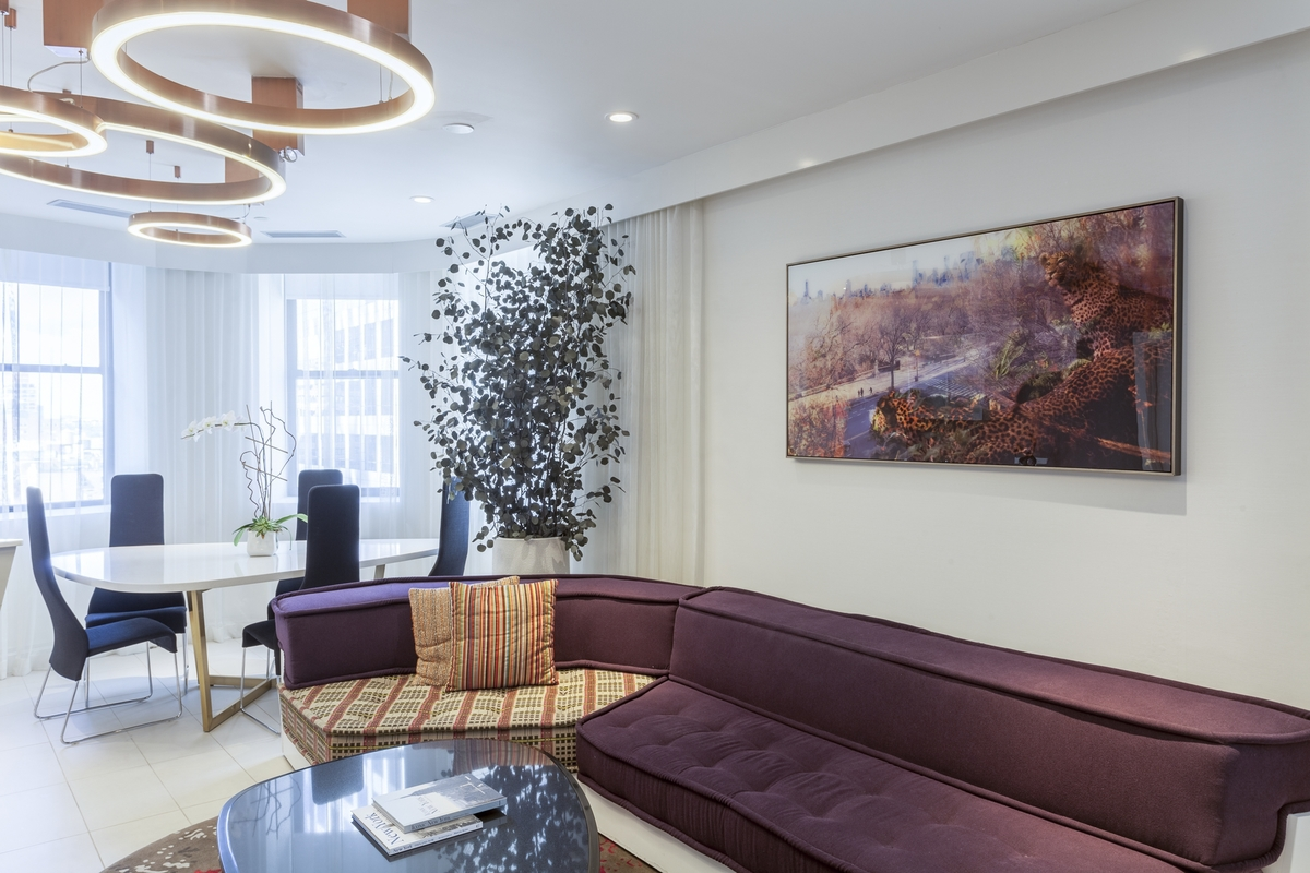 DREAM HOTEL, NEW YORK - Curated by Indiewalls