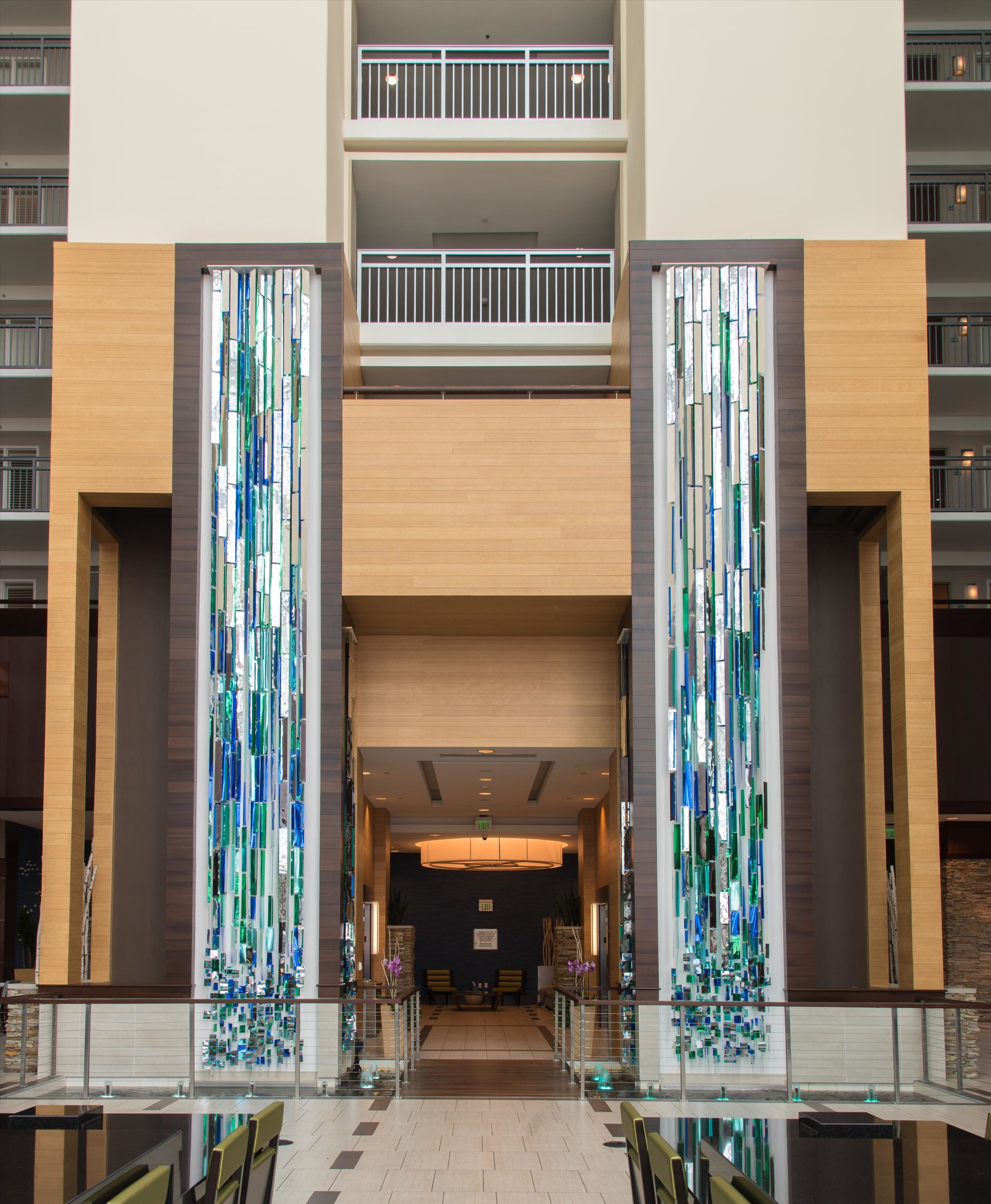 EMBASSY SUITES, DENVER - Curated by Indiewalls