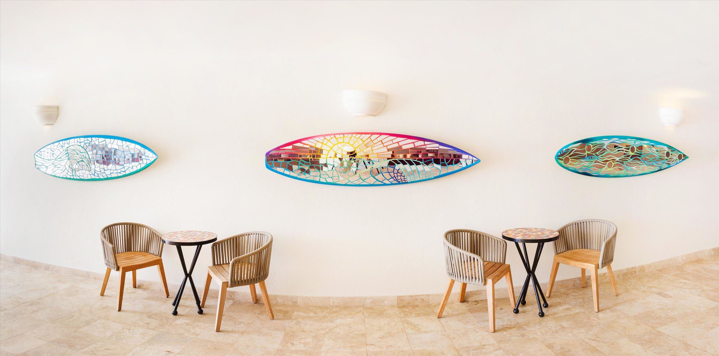 HILTON, LOS CABOS - Curated by Indiewalls