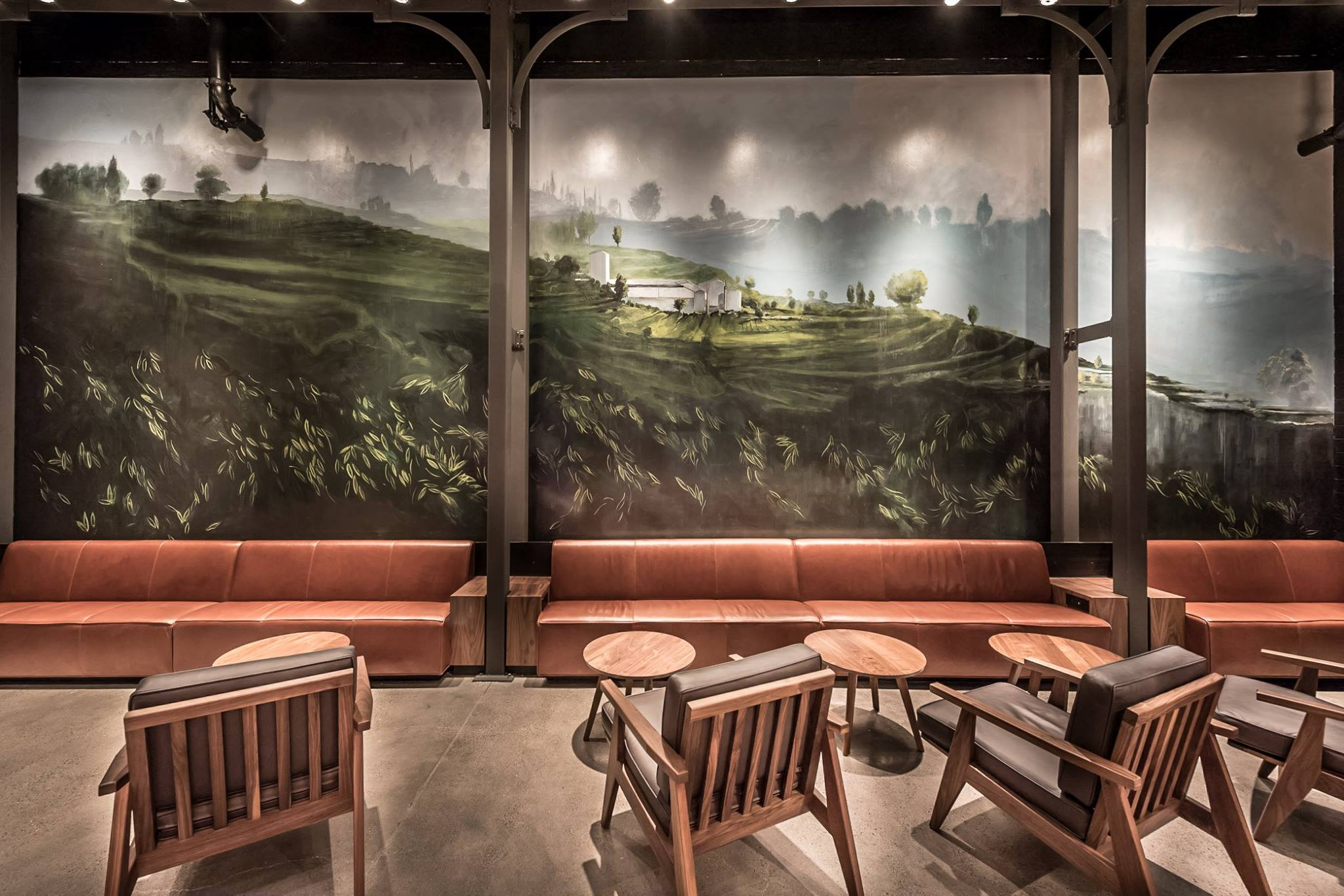STARBUCKS NAPERVILLE - Curated by Indiewalls