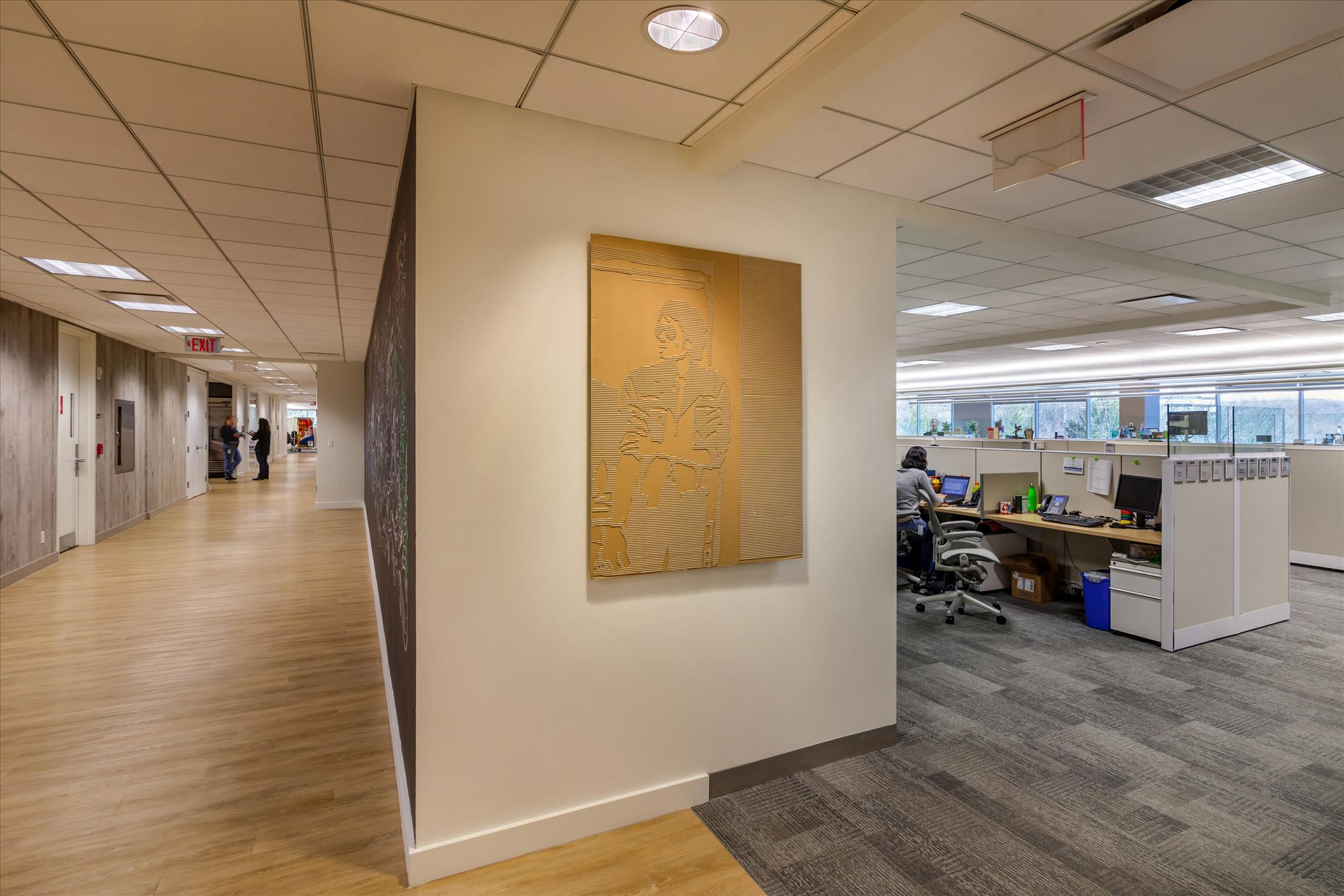 PEPSICO HQ - Curated by Indiewalls