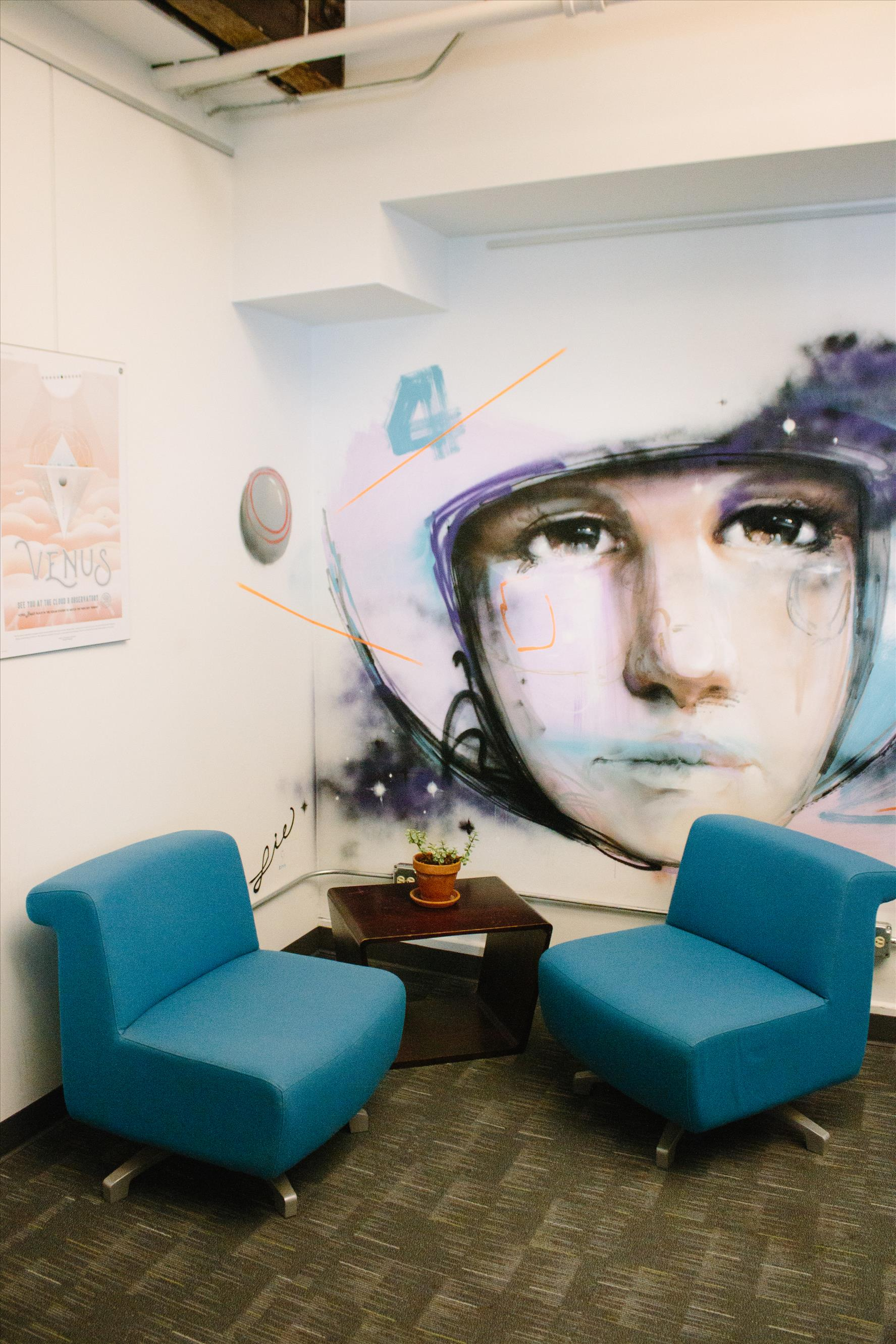 SPACE - Curated by Indiewalls