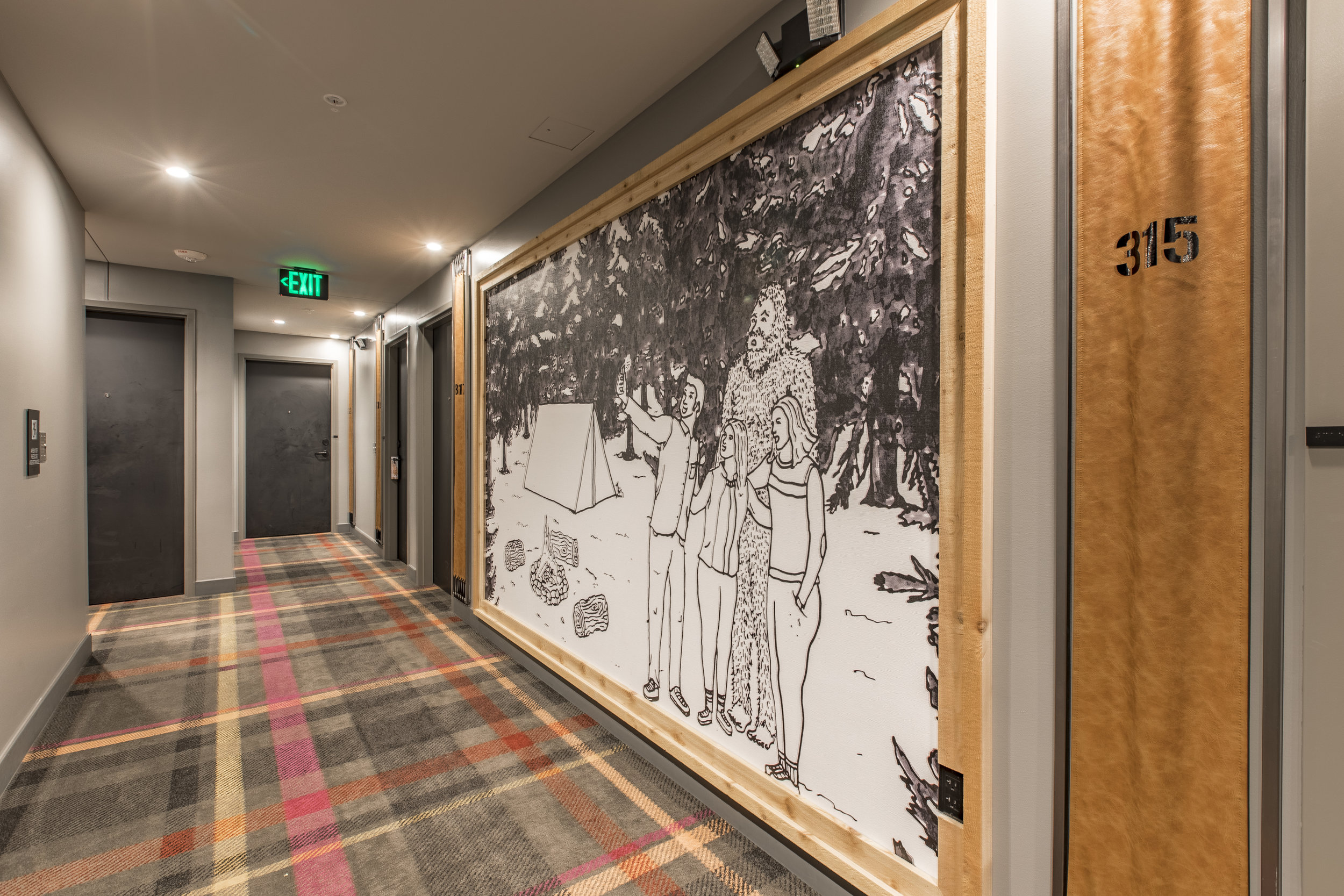 MOXY, SEATTLE - Curated by Indiewalls
