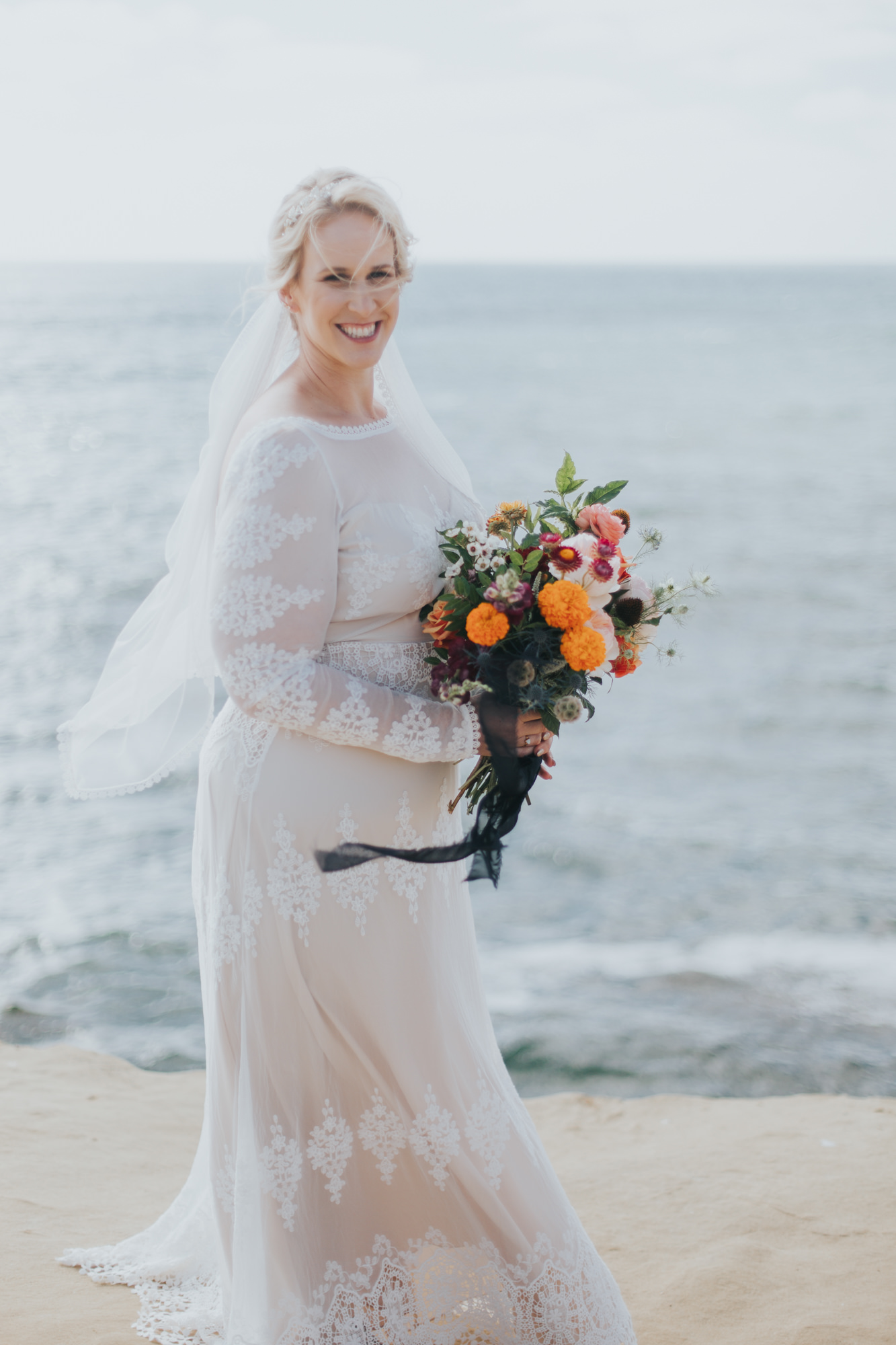 San Diego Wedding photography at Sunset Cliffs and Backyard Reception022.jpg