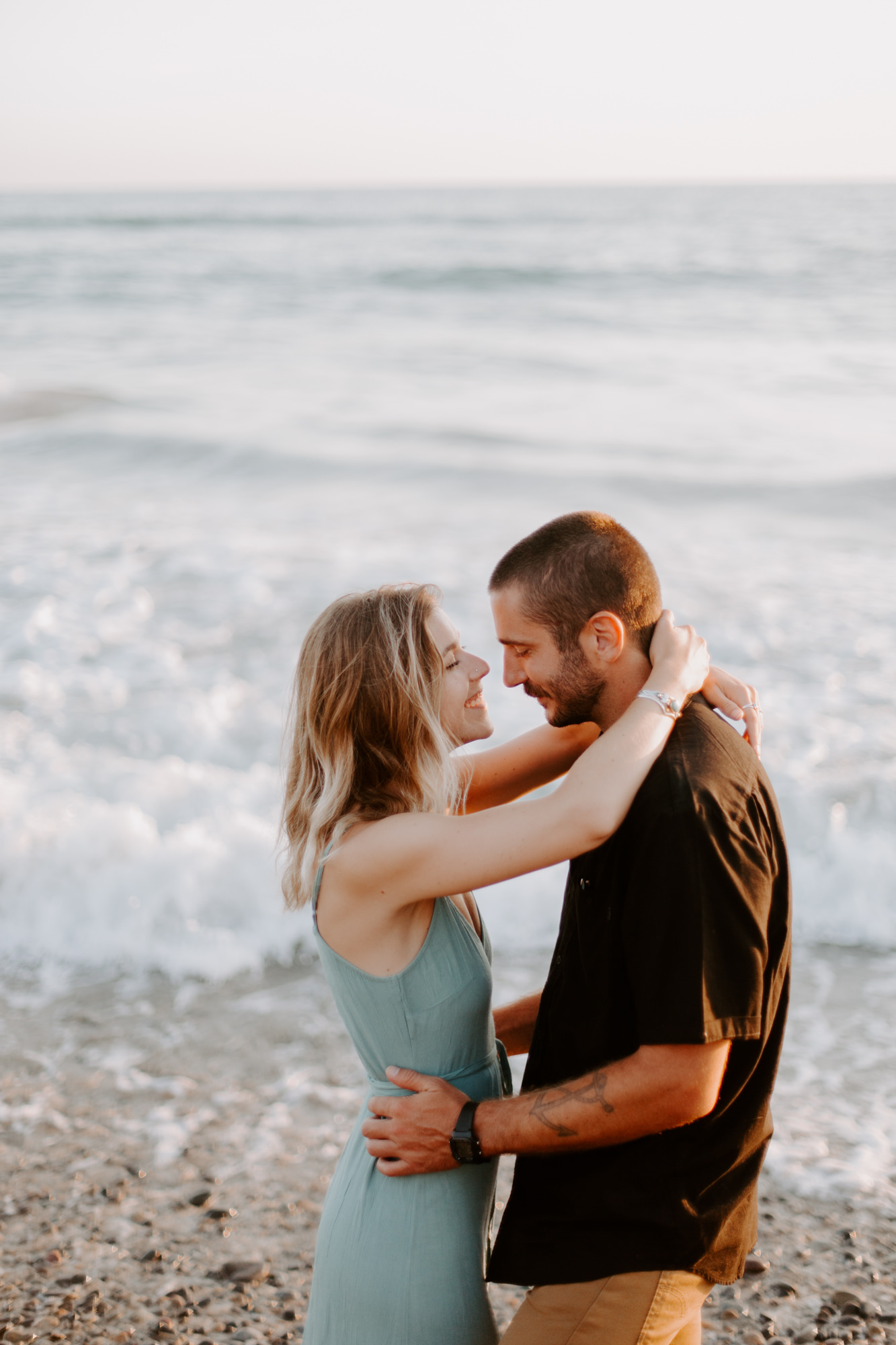 San Diego Engagement photography in home Oceanside Beach029.jpg