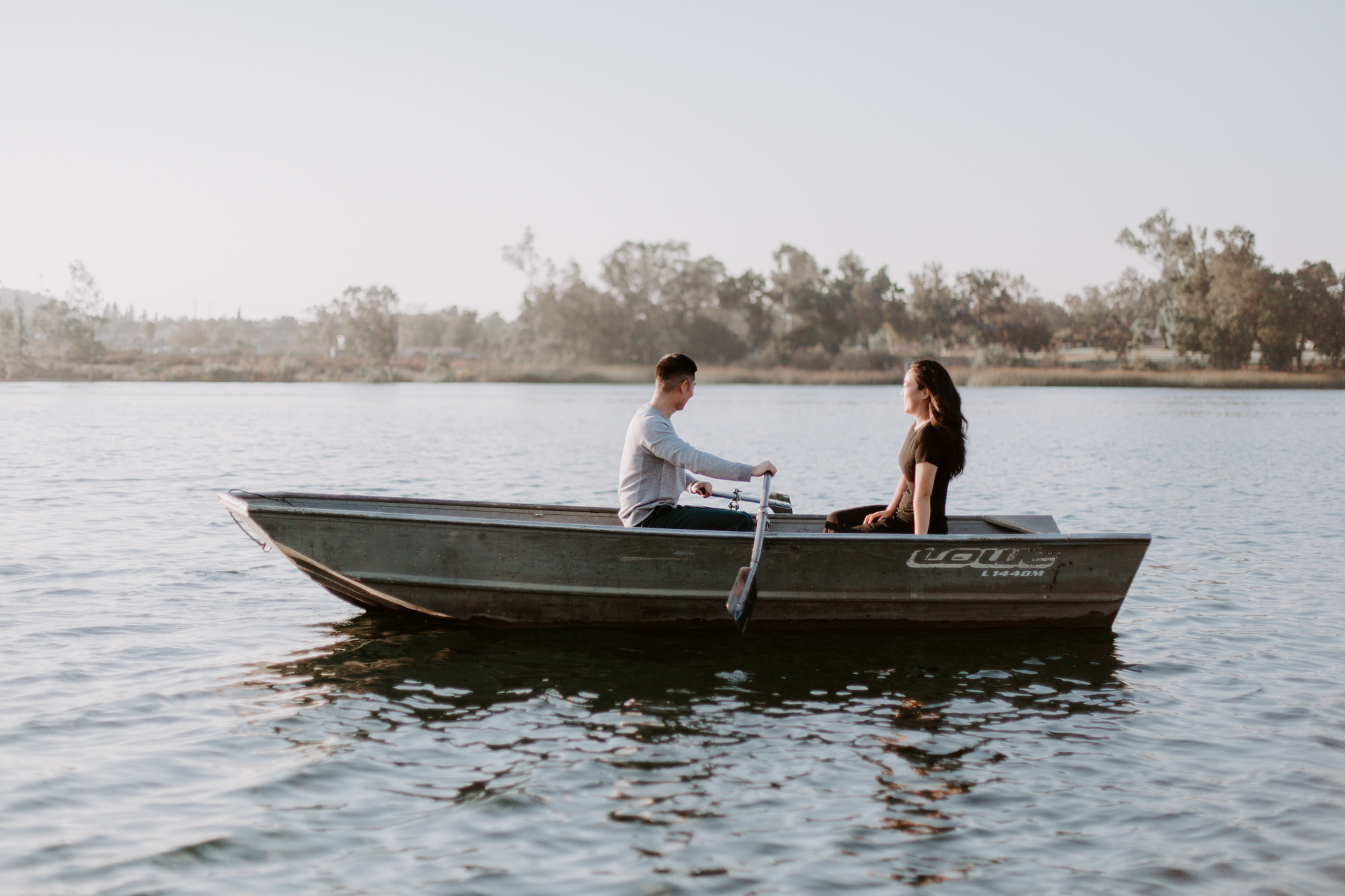 San Diego Engagement photography at Lake Murray002.jpg