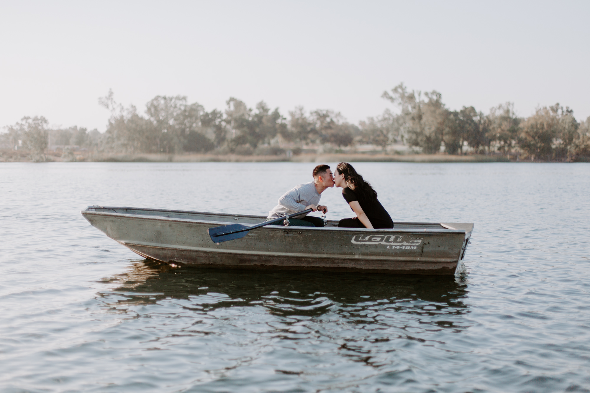 San Diego Engagement photography at Lake Murray003.jpg