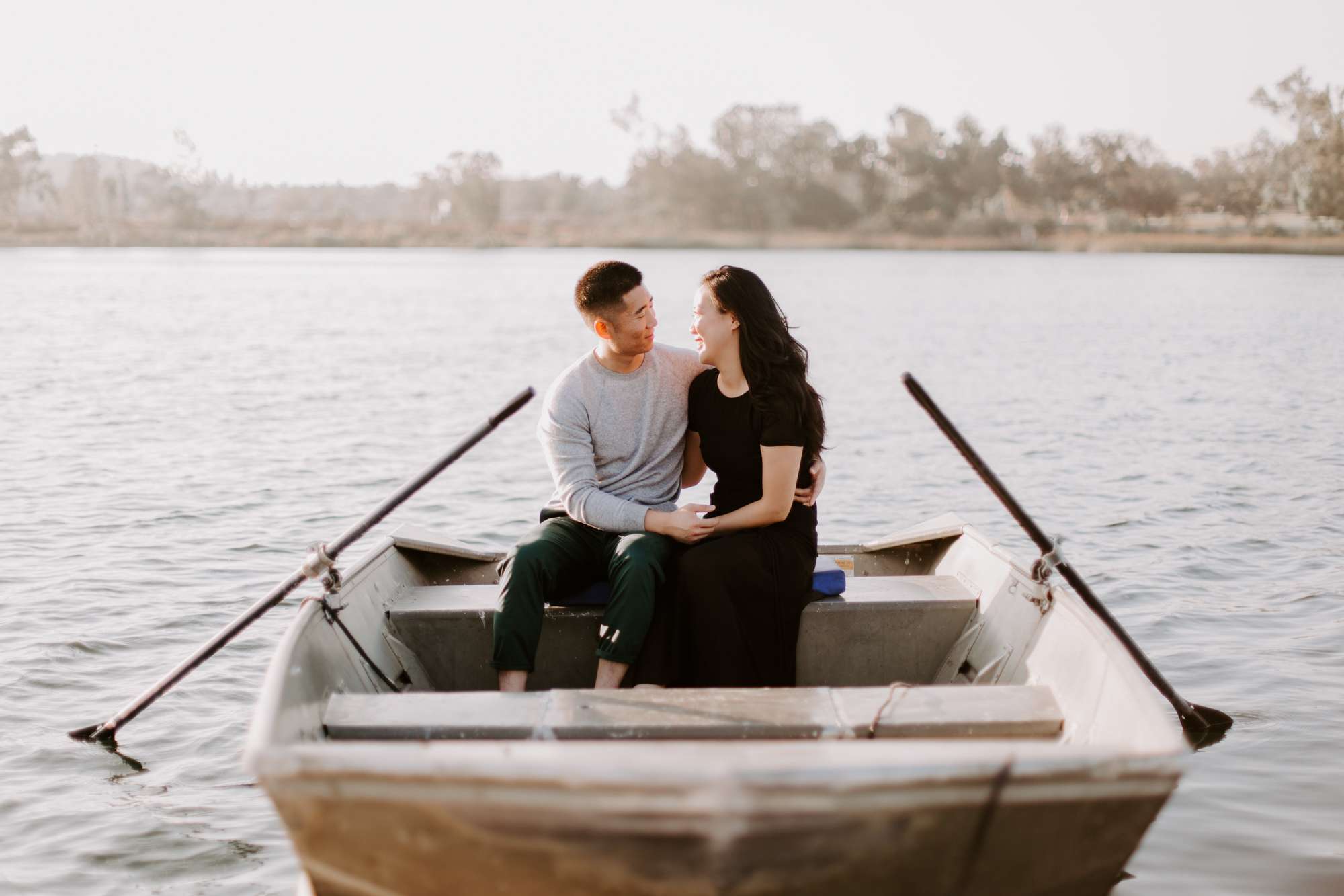 San Diego Engagement photography at Lake Murray010.jpg