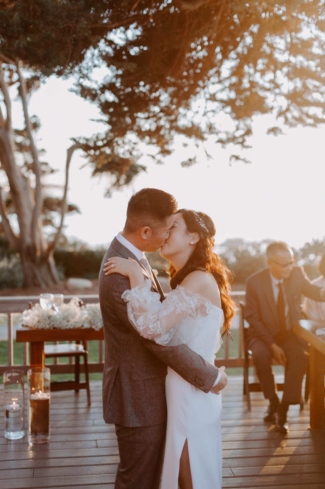 San Diego Wedding photography at Martin Johnson House Scripps Beach101.jpg