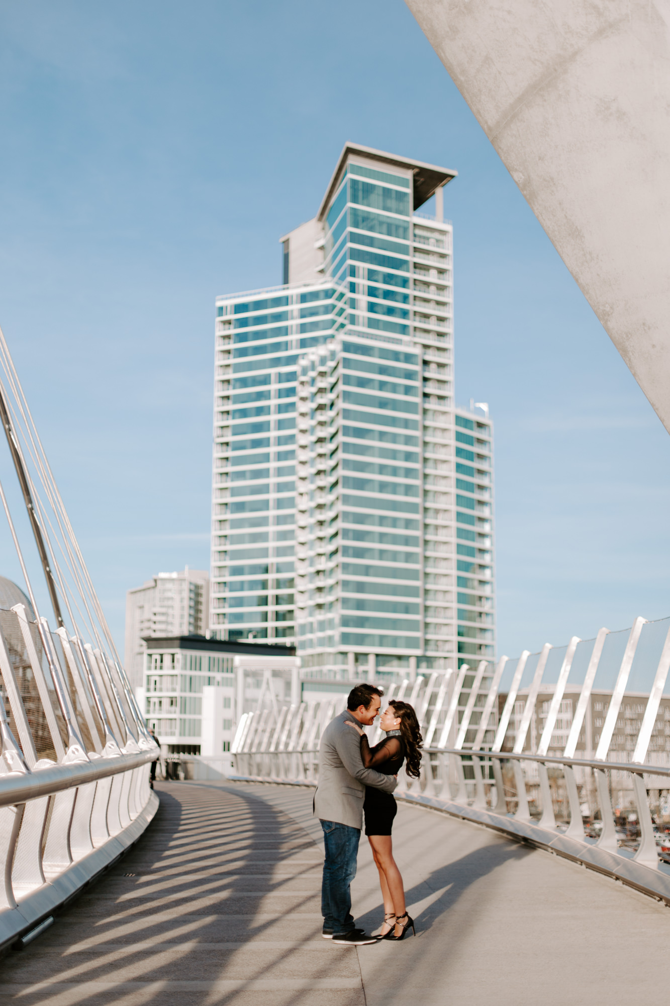 San Diego Engagement photography at Gaslamp District Downtown Urban009.jpg