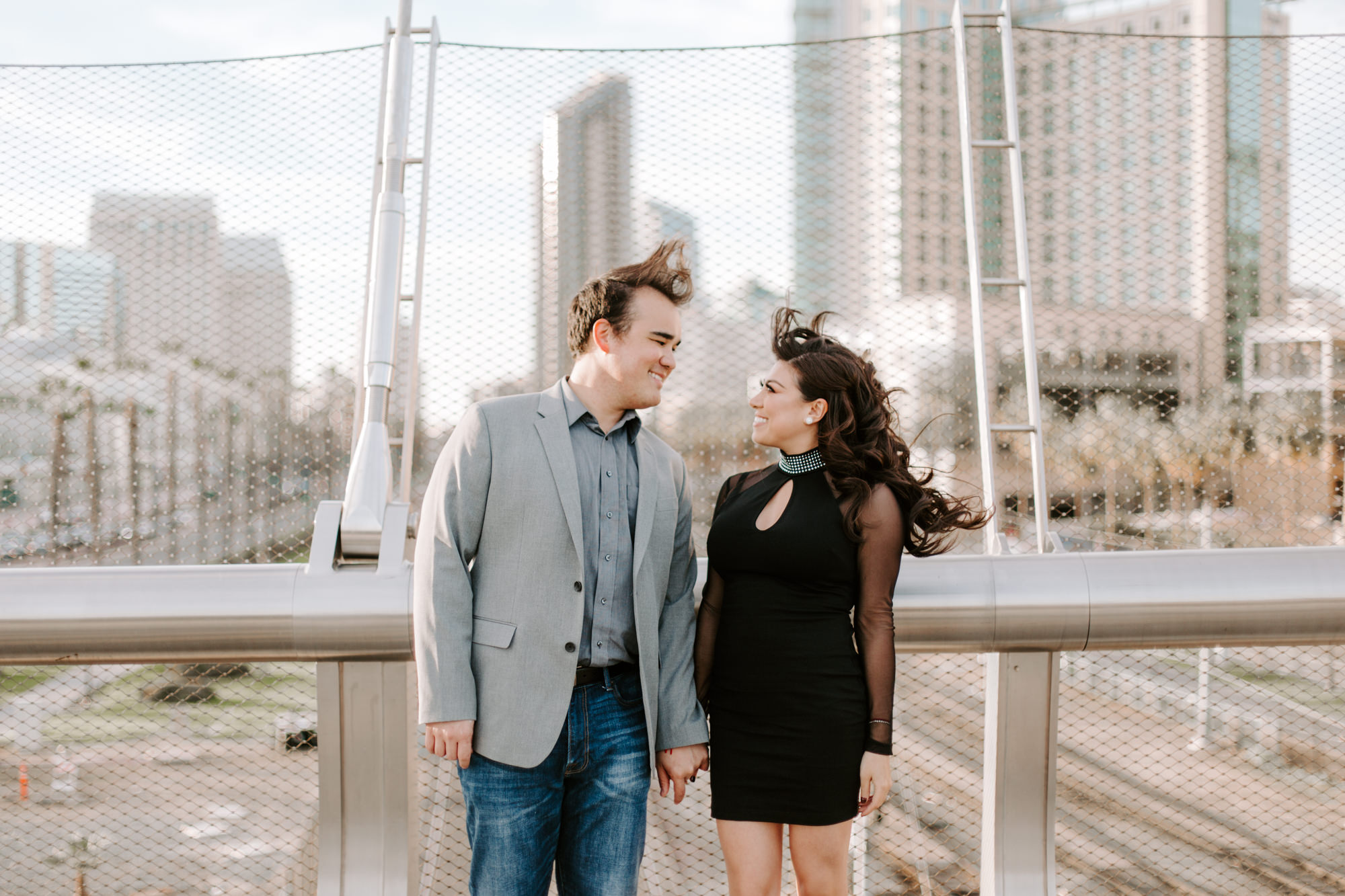 San Diego Engagement photography at Gaslamp District Downtown Urban013.jpg