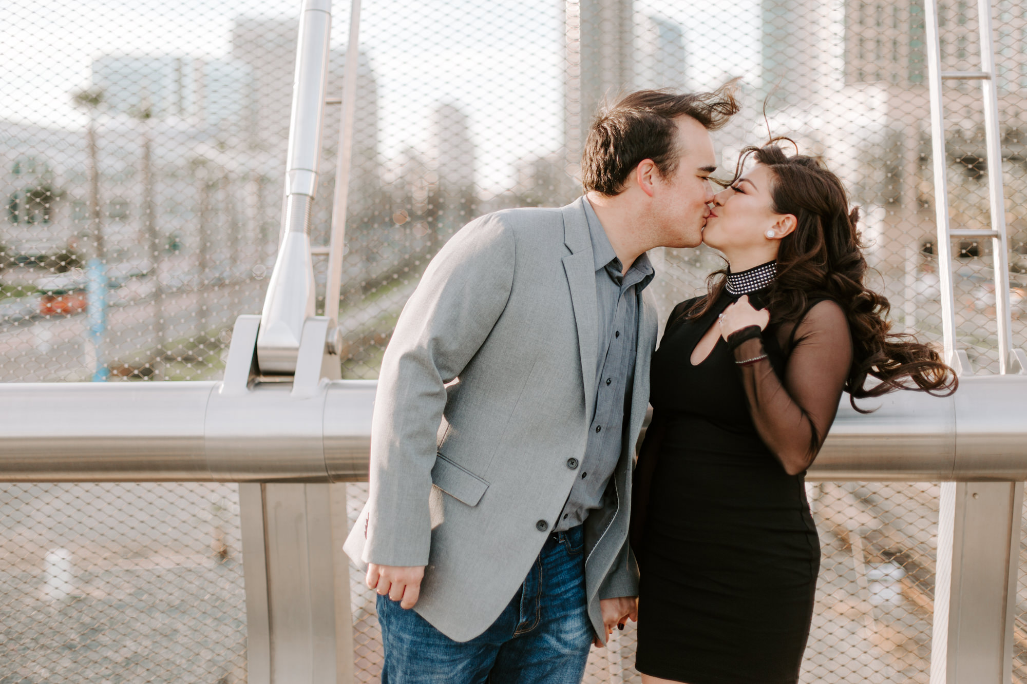 San Diego Engagement photography at Gaslamp District Downtown Urban015.jpg
