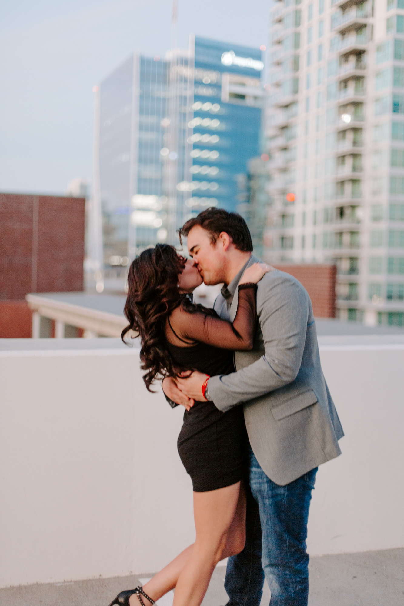 San Diego Engagement photography at Gaslamp District Downtown Urban024.jpg