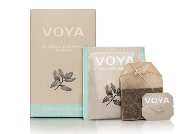 Voya Peppermint Pleasure tea,  €11.50