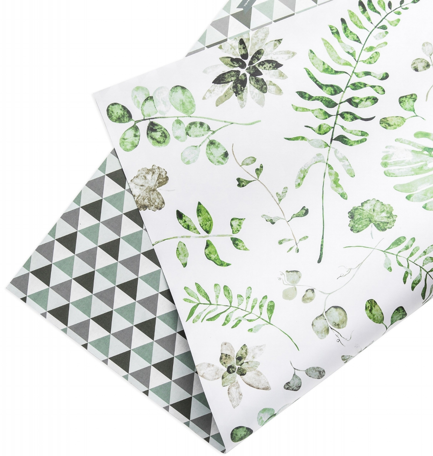 Fisher & Saint Emma Kate double-sided gift wrap,  €3.30