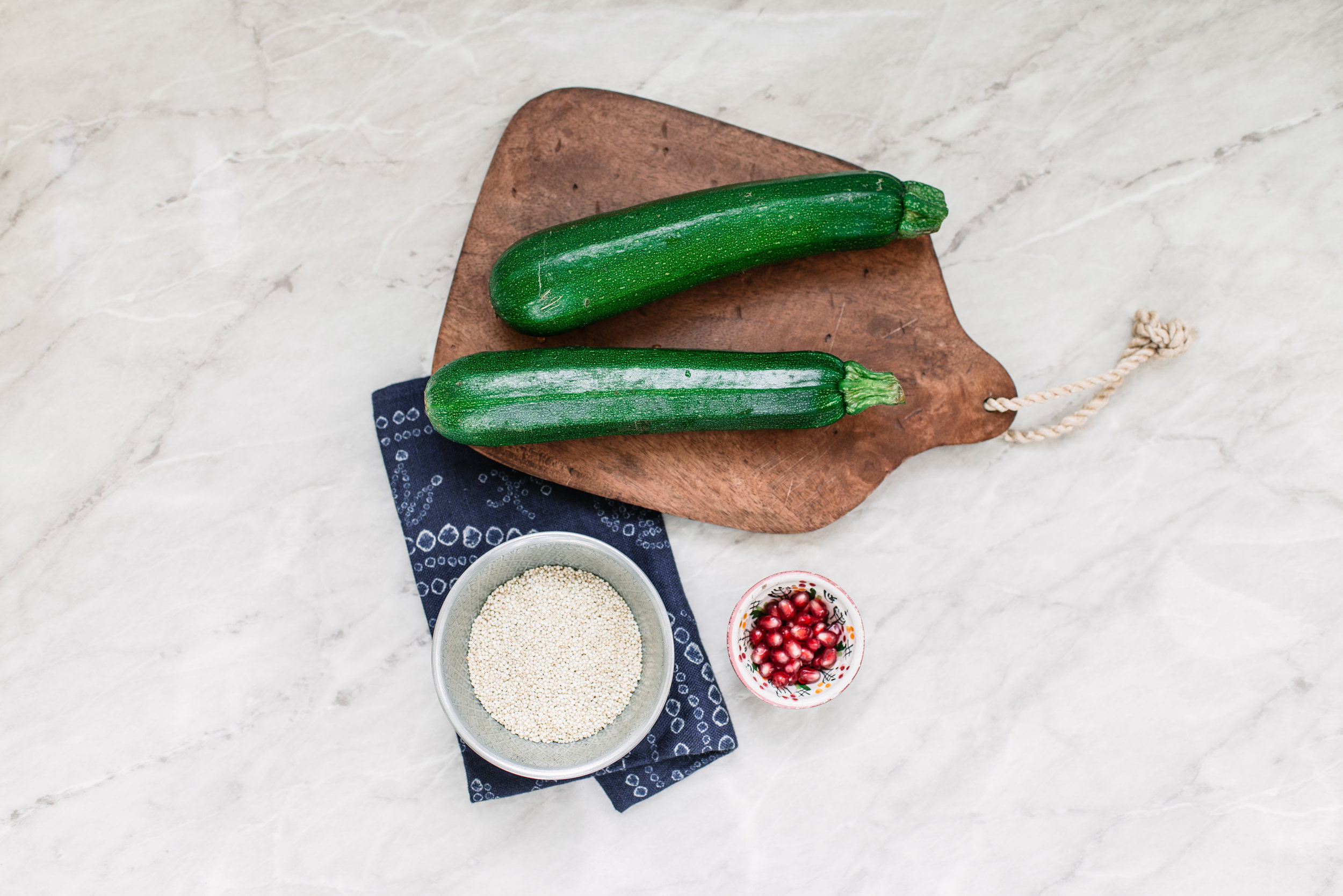 Paper_and_Moon_Louise_Dockery_quinoa_date_pomegranate_stuffed_courgette_zuccini.jpg