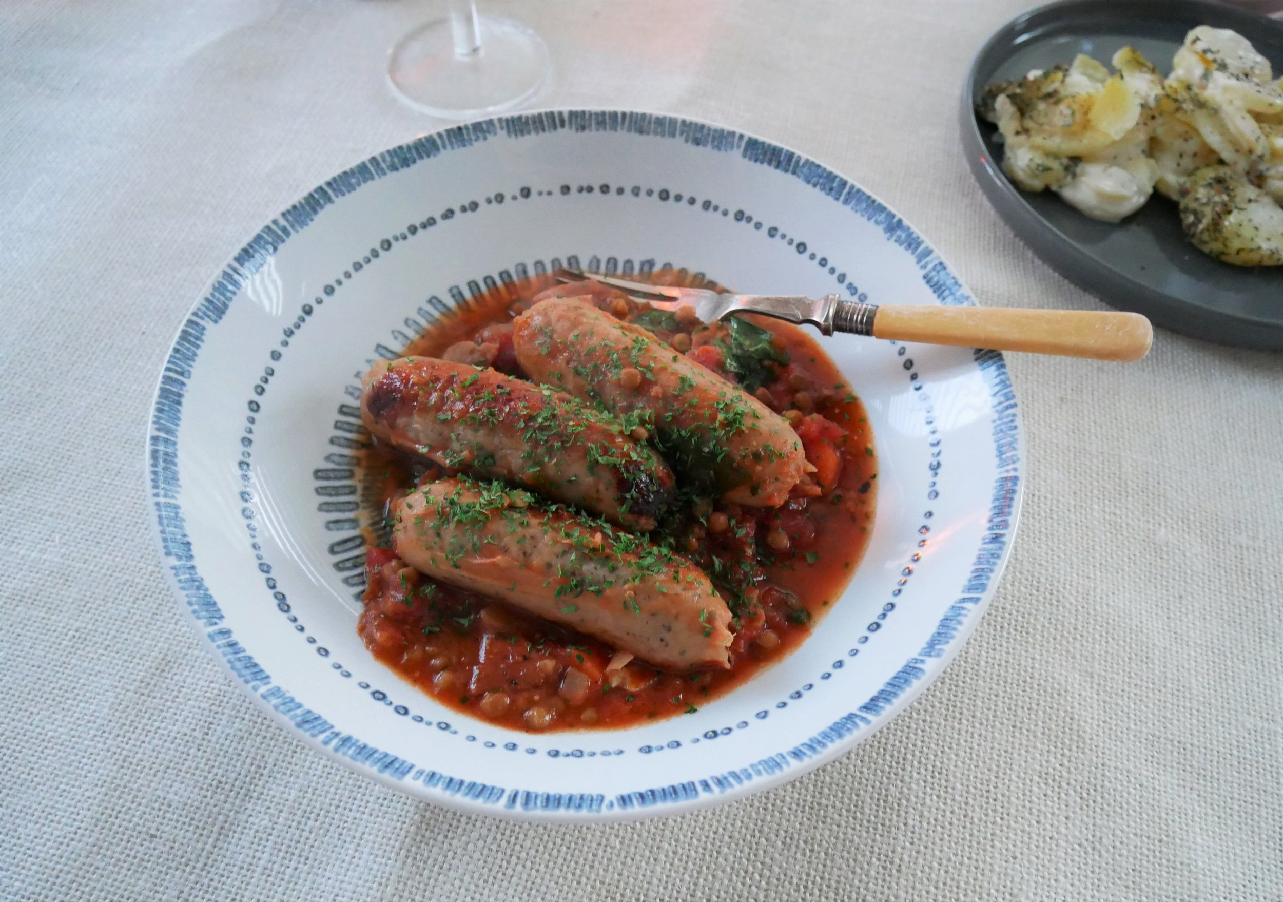 Paper_and_Moon_Louise_Dockery_sausage_green_lentils (2).JPG