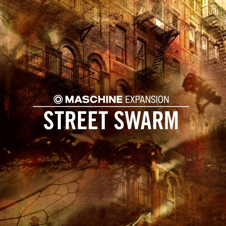 Maschine Expansion Street Swarm