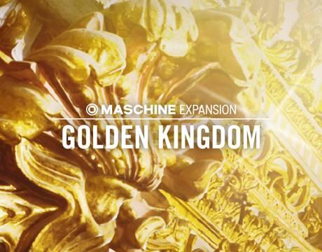 Maschine Expansion Golden Kingdom