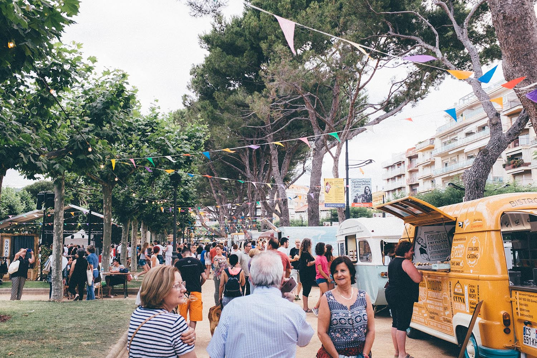 nomad festival sant feliu costa brava