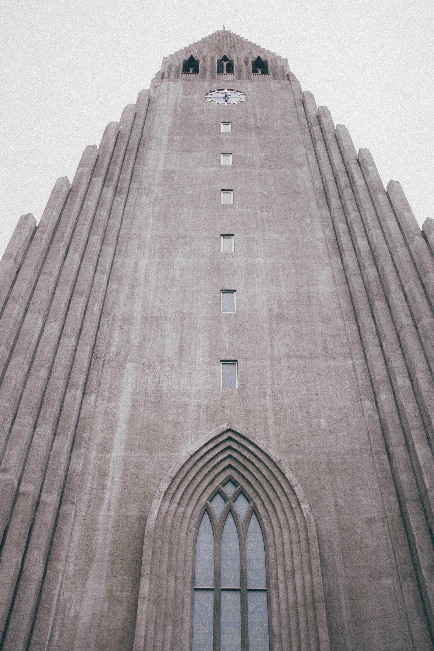 iceland reykjavik church architecture travel hallgrims kirkja