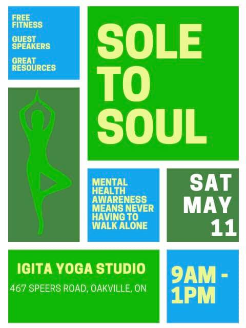 FMH: Mental Health Awareness - Saturday, May 11th, 2019Community Engagement: 9:00am to 1:00pmIncludes: Workshop, Informative Session, Yoga & Fitness Session, Light RefreshmentsClick Here For More Information