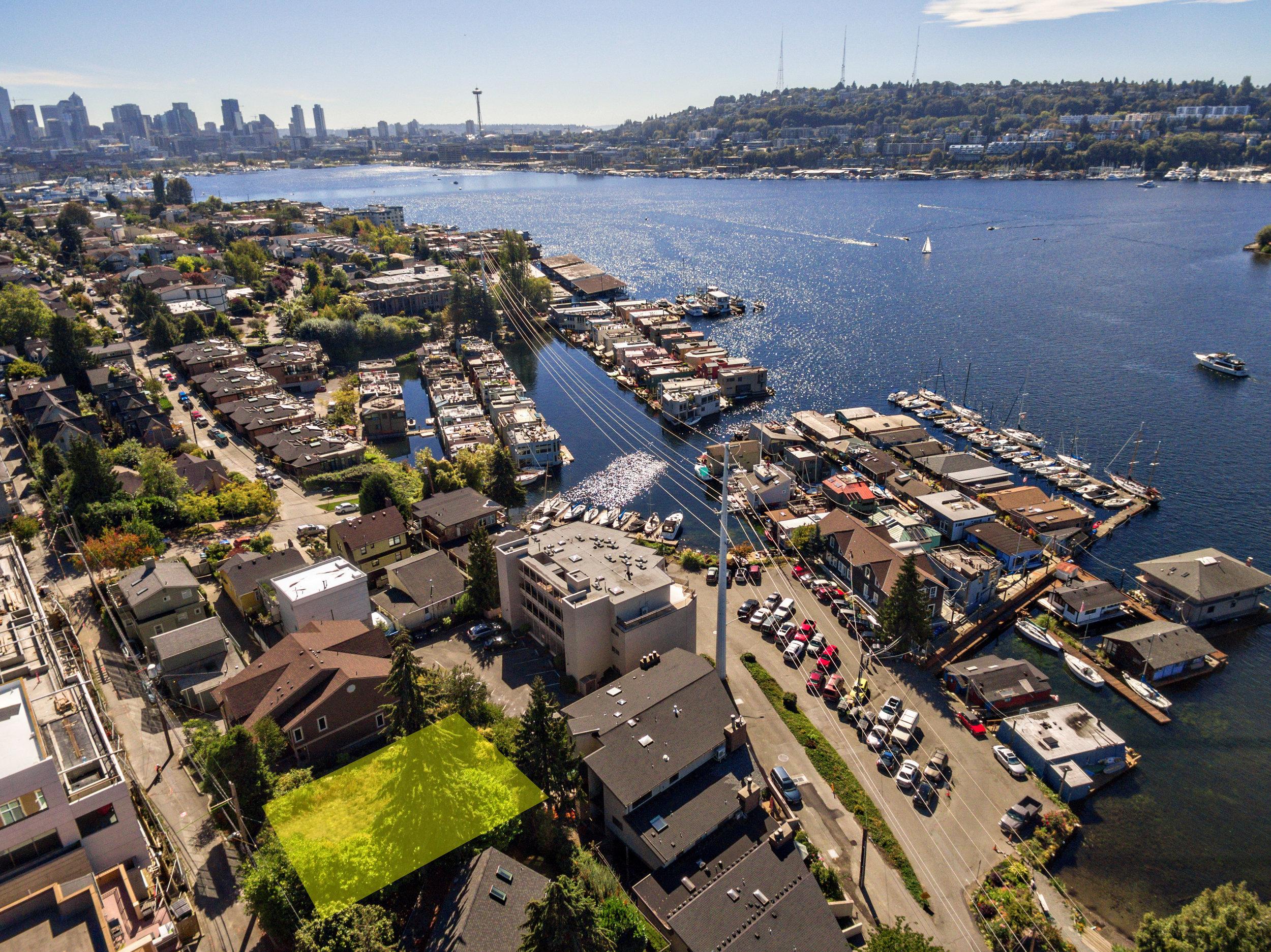 Beautiful Seattle Location