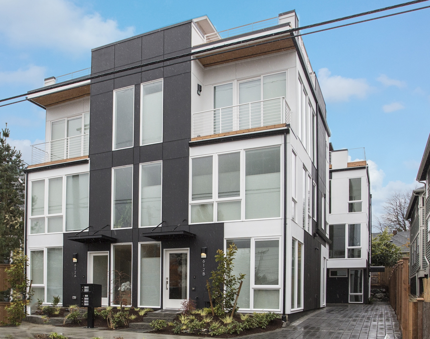 5 Urban Townhomes Now Selling