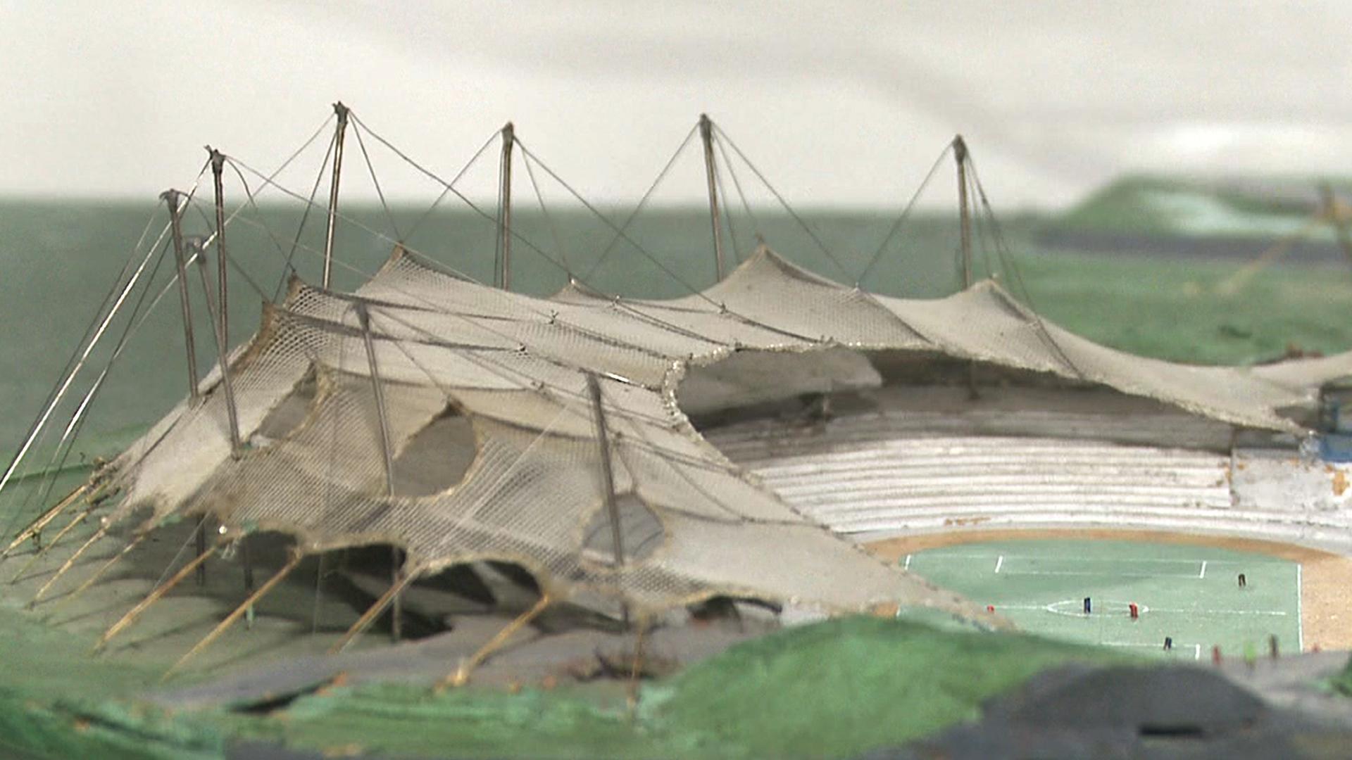 Olympic Stadium Model
