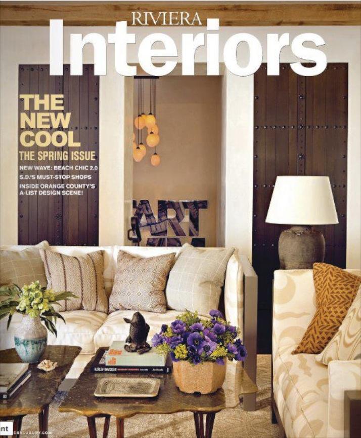 Rivera Interiors Cover