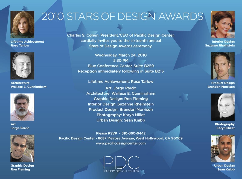 Stars of Design Awards