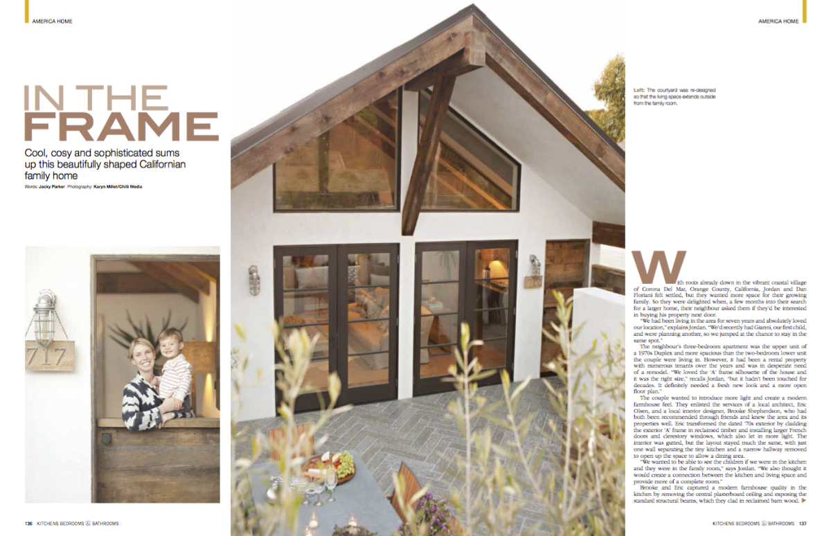 Kitchens, Bedrooms & Baths Magazine
