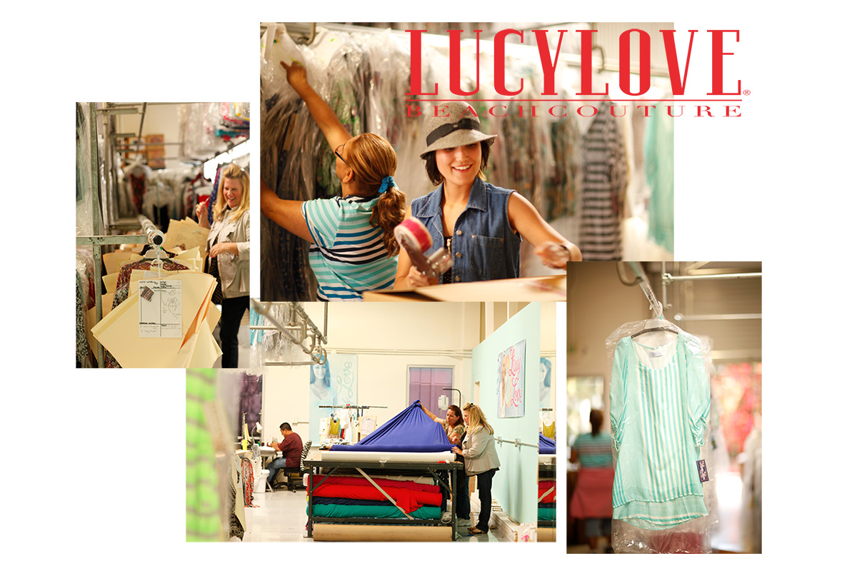 lucy love clothing