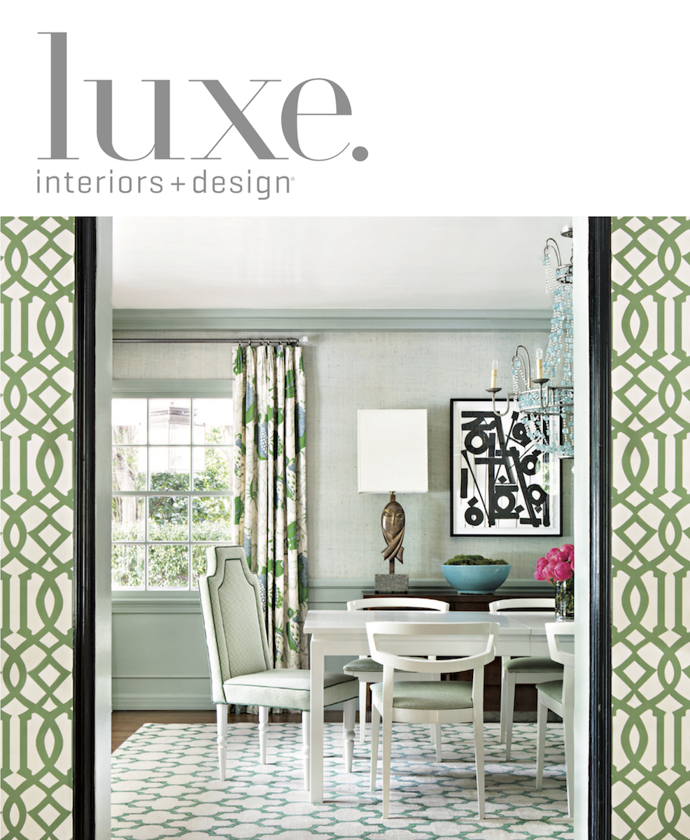 Luxe NATIONAL COVER