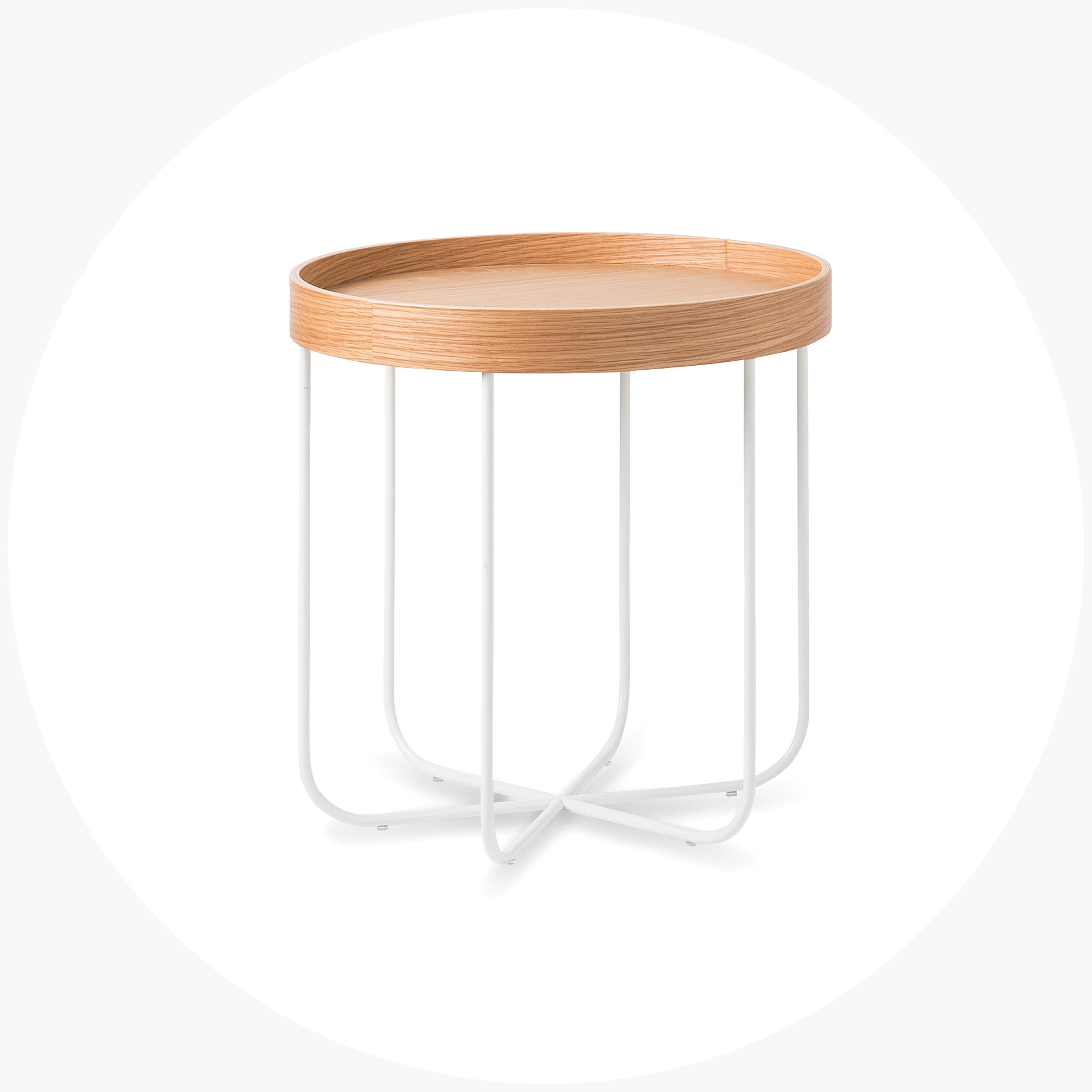 Segment Side Table  $590.00