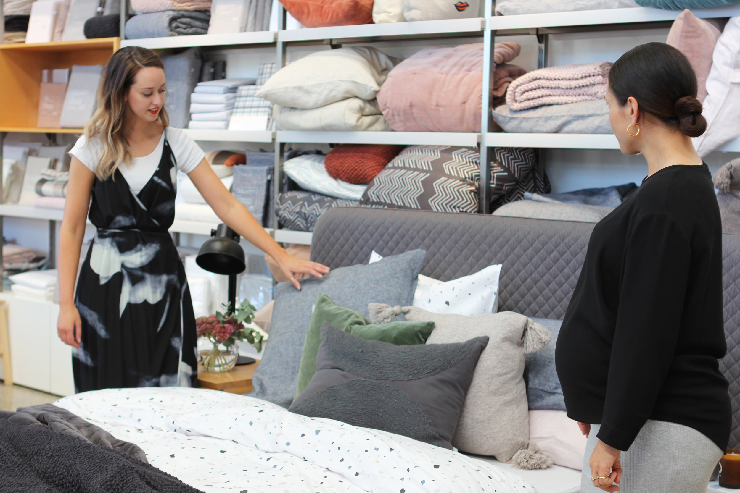 Citta Style Your Space Workshop with Homestyle magazine
