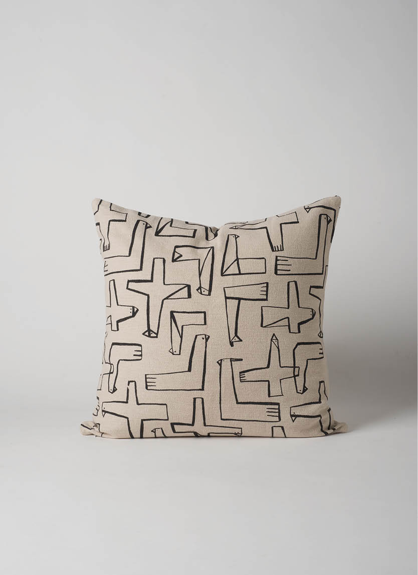 Condor Printed Cushion  $69.90