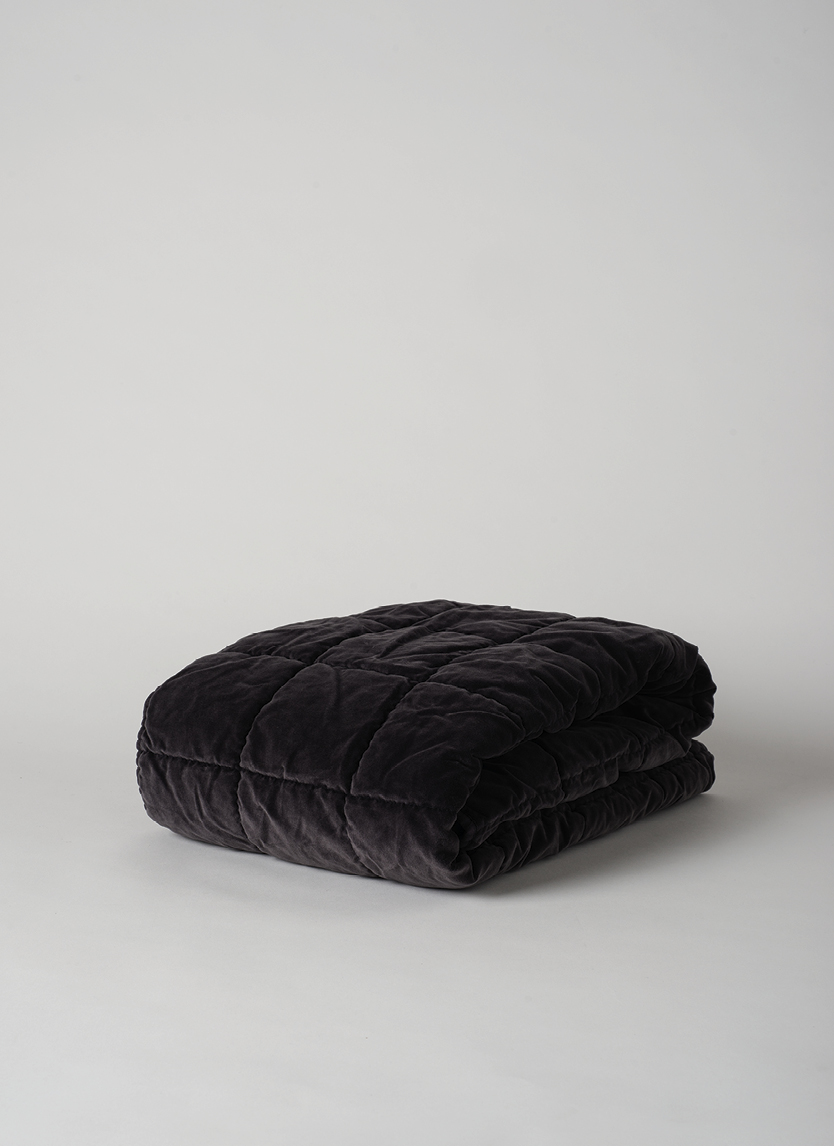 Washed Velvet Throw  $179.90