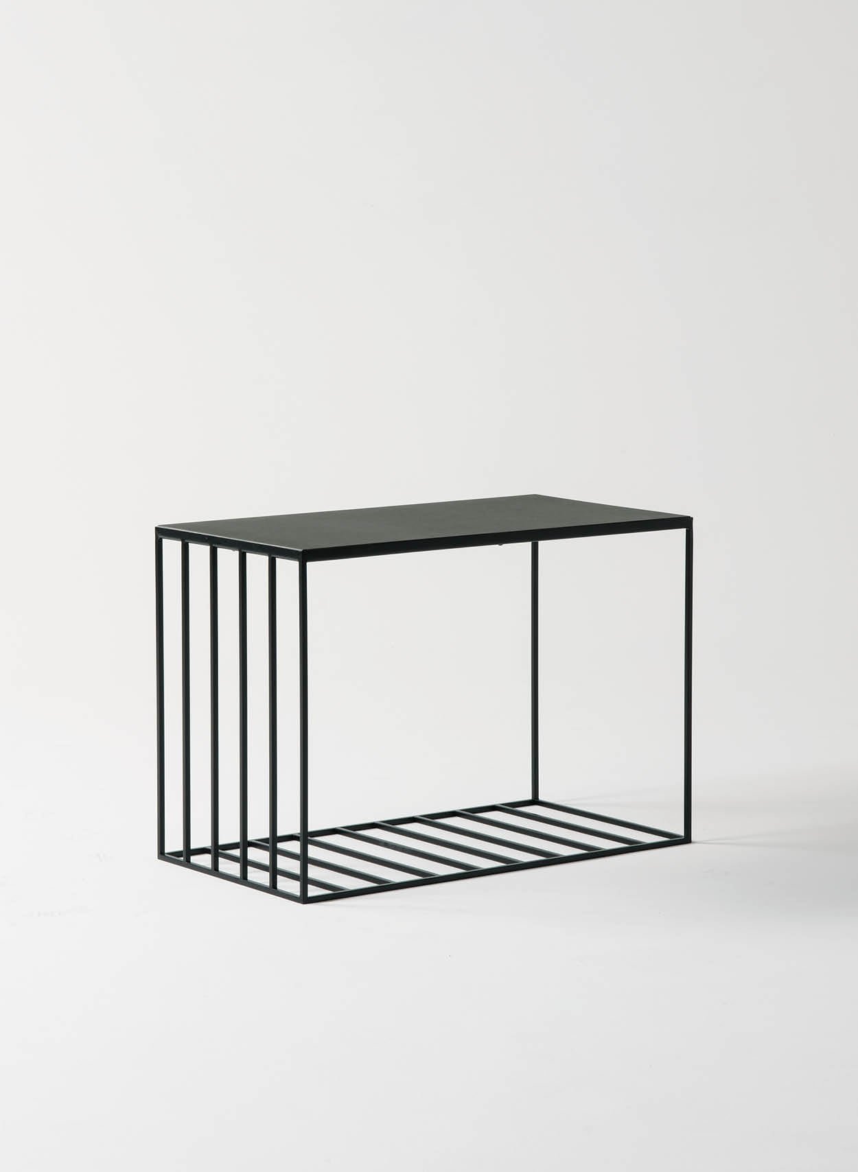 Linear Grid Sofa Table $660